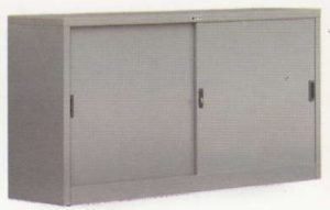 Lemari Arsip Sliding Door 4 Shelfs Alba