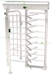 Full Height Turnstile FHT2300